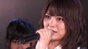 Maeda Ami announces graduation