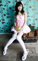 AKB48 Knee High Socks Day 03