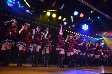 AKB48 Knee High Socks Day 12