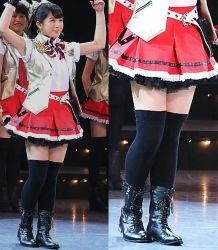 AKB48 Knee High Socks Day 13