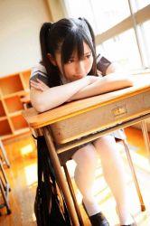 AKB48 Knee High Socks Day 20