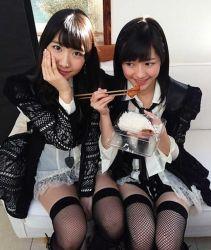 AKB48 Knee High Socks Day 23