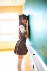 AKB48 Knee High Socks Day 25