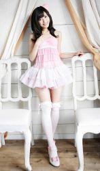 AKB48 Knee High Socks Day 26