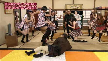 AKB48 Knee High Socks Day 27