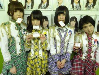 AKB48メンバーの不快感の顔 uncomfortable faces-001