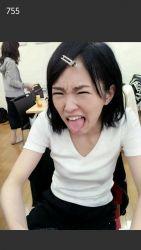 AKB48メンバーの不快感の顔 uncomfortable faces-003