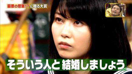 AKB48メンバーの不快感の顔 uncomfortable faces-006