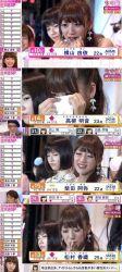 AKB48メンバーの不快感の顔 uncomfortable faces-009