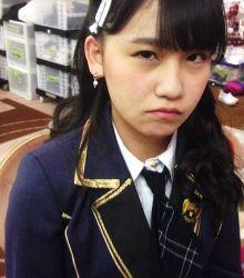 AKB48メンバーの不快感の顔 uncomfortable faces-015