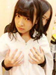 AKB48メンバーの不快感の顔 uncomfortable faces-019