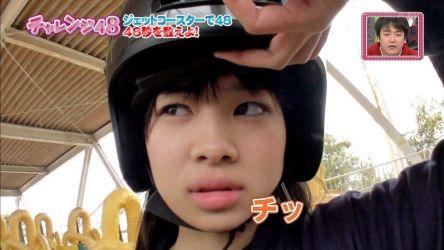 AKB48メンバーの不快感の顔 uncomfortable faces-020