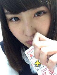 AKB48メンバーの不快感の顔 uncomfortable faces-023