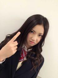 AKB48メンバーの不快感の顔 uncomfortable faces-025