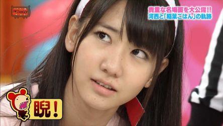 AKB48メンバーの不快感の顔 uncomfortable faces-026