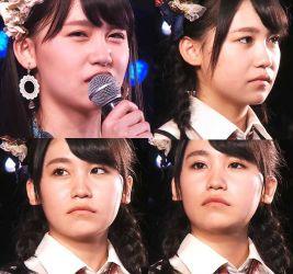 AKB48メンバーの不快感の顔 uncomfortable faces-028