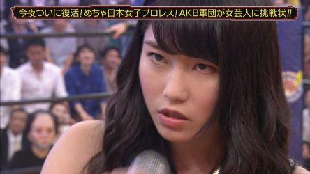 AKB48メンバーの不快感の顔 uncomfortable faces-030