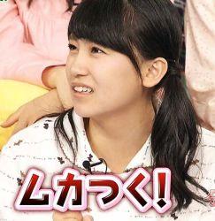 AKB48メンバーの不快感の顔 uncomfortable faces-037