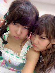 AKB48メンバーの不快感の顔 uncomfortable faces-039