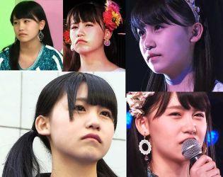 AKB48メンバーの不快感の顔 uncomfortable faces-040