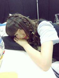 AKB48メンバーの不快感の顔 uncomfortable faces-042