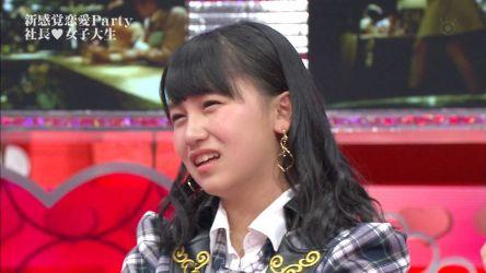 AKB48メンバーの不快感の顔 uncomfortable faces-044