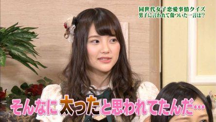 AKB48メンバーの不快感の顔 uncomfortable faces-047