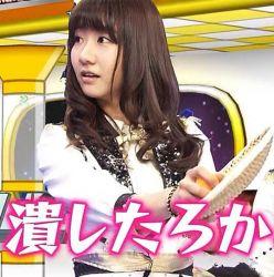 AKB48メンバーの不快感の顔 uncomfortable faces-048